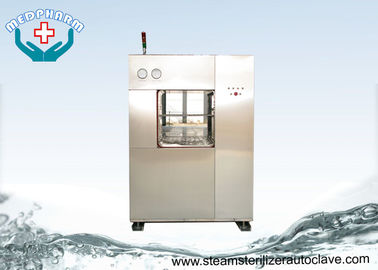 Cina Automatic Prevacuum Steam Sterilizer Dengan Automatic Low Water Protection pemasok