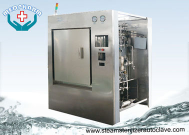 Automatic Hinge Door CSSD Sterilizer 1000 Liter With Safety Working System