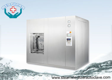 Cina Floor Loading Automatic Autoclave Steam Sterilizer dengan 3 level paspor Distributor